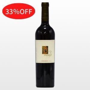【アメリカ】スリージンファンデルライヴ・オークコントラ ¥5,172(税込)→sale価格¥3,450(税込)|ninsake-wine