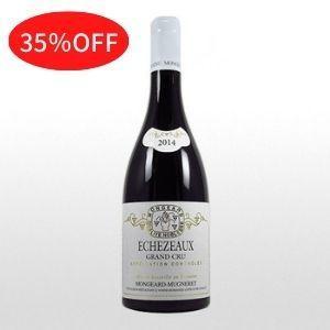 【フランス】モンジャール ミュニュレ エシェゾー グラン クリュ ¥26,400(税込)→sale価格¥17,150(税込)|ninsake-wine