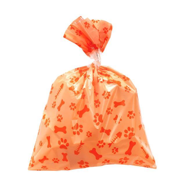 臭わない袋 防臭袋 においバイバイ袋 ペット うんち処理用 Lサイズ 120枚 うんち におわない 袋 消臭袋|nioi-byebye-shop|09