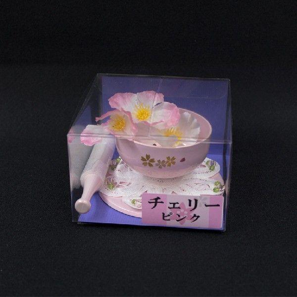 創価学会仏具 チェリーリン2.3 ピンク nipodo 03