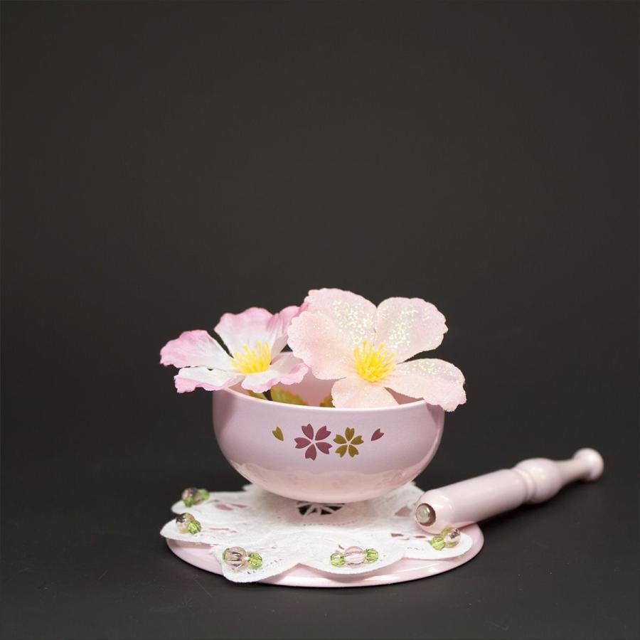 創価学会仏具 チェリーリン2.3 ピンク nipodo 06