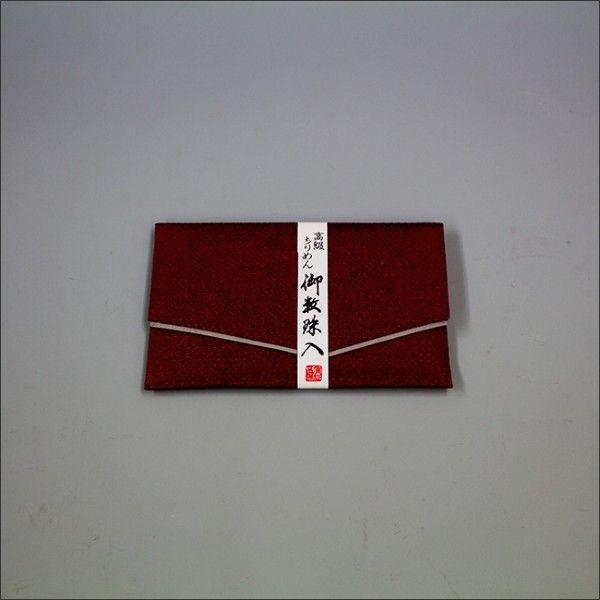 創価学会 念珠入/念珠ケース 高級ちりめん マジックテープ付|nipodo|03