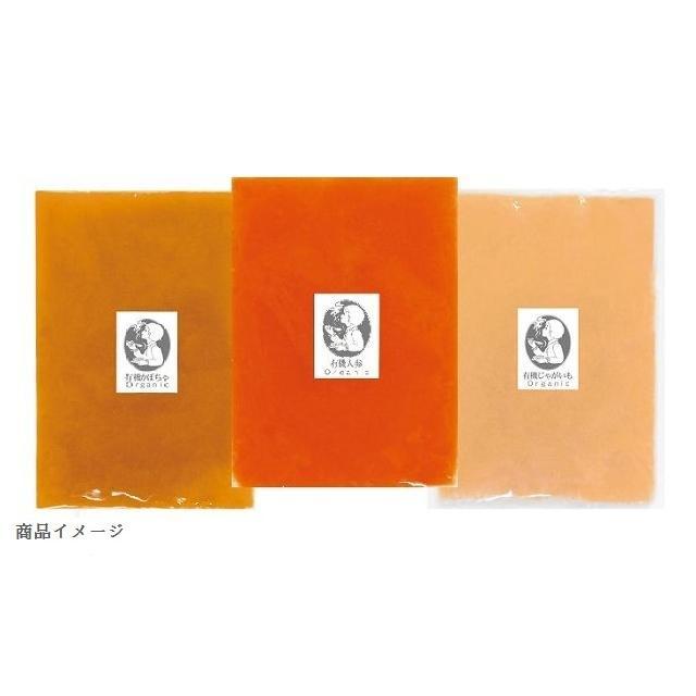 有機野菜を使用したポタージュ(100g×3種 合計15袋) 無添加 無脂肪 日本スープ nippon-soup
