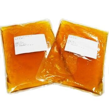 チキンクリアデラックス(1kg×10袋) 無添加・無脂肪 酵母エキス不使用 日本スープの丸鶏スープストック|nippon-soup