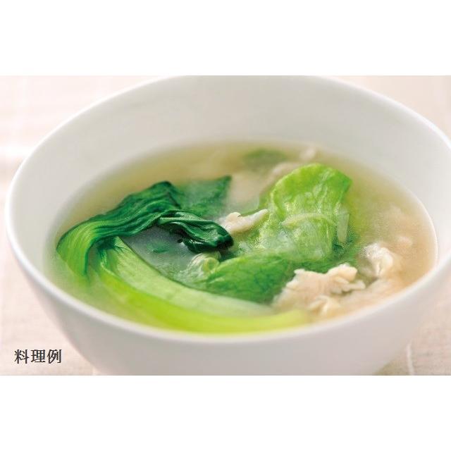 チキンクリアデラックス(1kg×10袋) 無添加・無脂肪 酵母エキス不使用 日本スープの丸鶏スープストック|nippon-soup|03