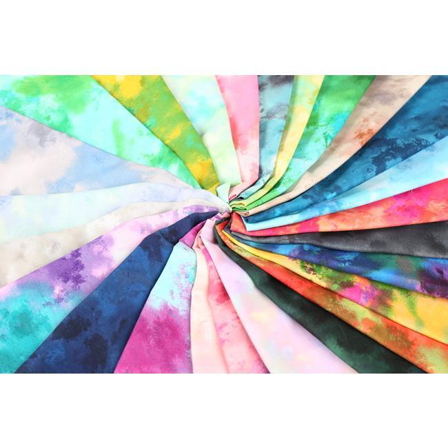 祝開店大放出セール開催中 Color Splash Collection f5cs2020 激安通販専門店 ムラ染め〈綿100%〉
