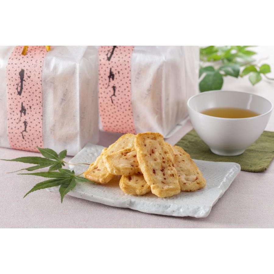 【海老おかき】和紙袋(38枚入り) nishidaseika-store 02