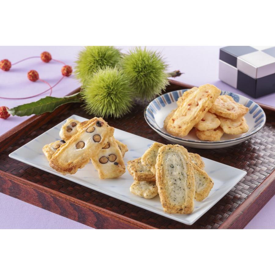 【豆×2・海老・青のりおかき】Cute box 3種詰め合わせ nishidaseika-store 03