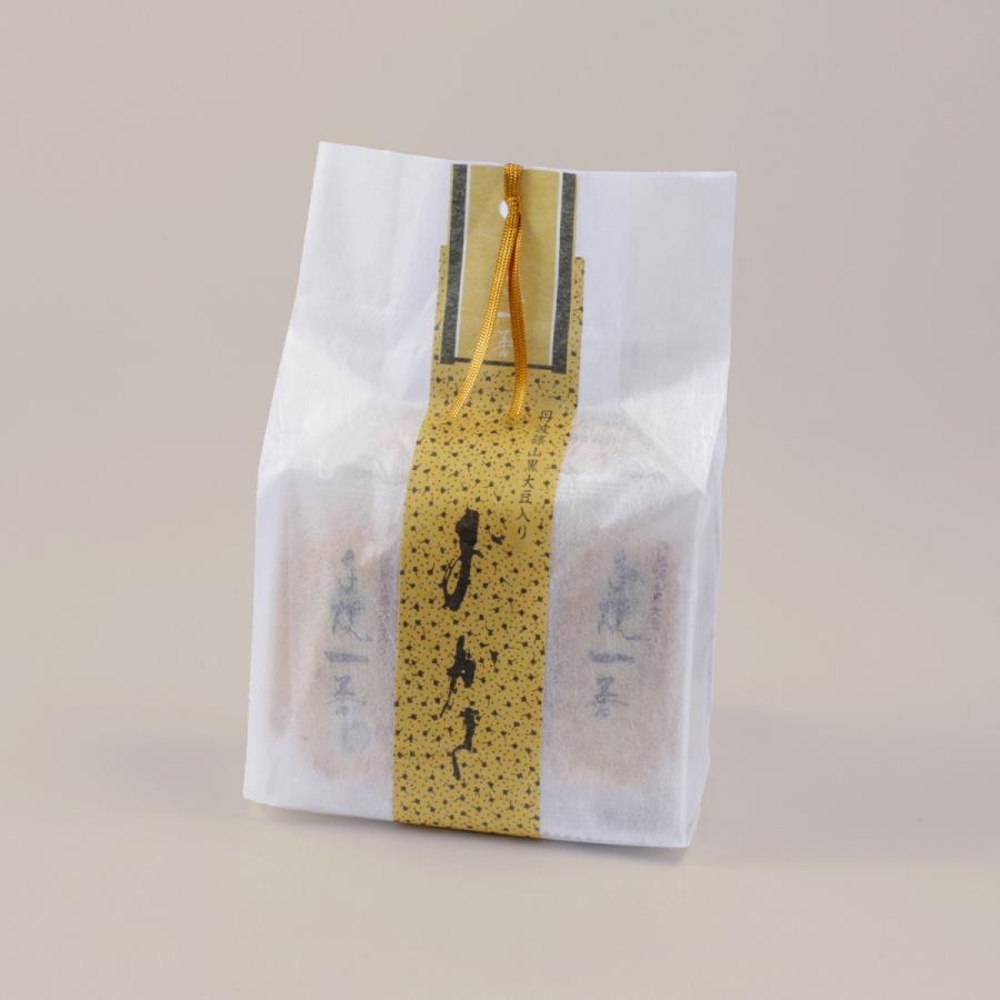 【丹波篠山黒大豆おかき】和紙袋(18枚入り) nishidaseika-store