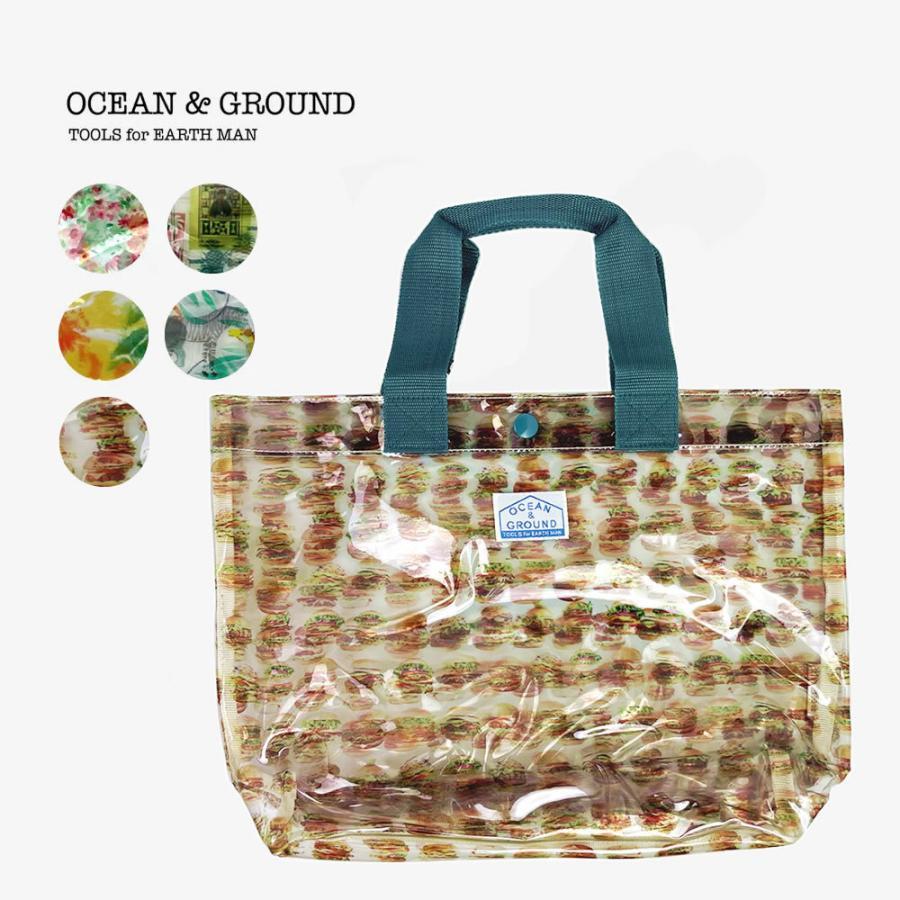 オーシャンアンドグラウンド Ocean Ground プールバッグ SANTA ◆セール特価品◆ MONICA ビーチバッグ キッズ 女の子 信憑 1115801 男の子