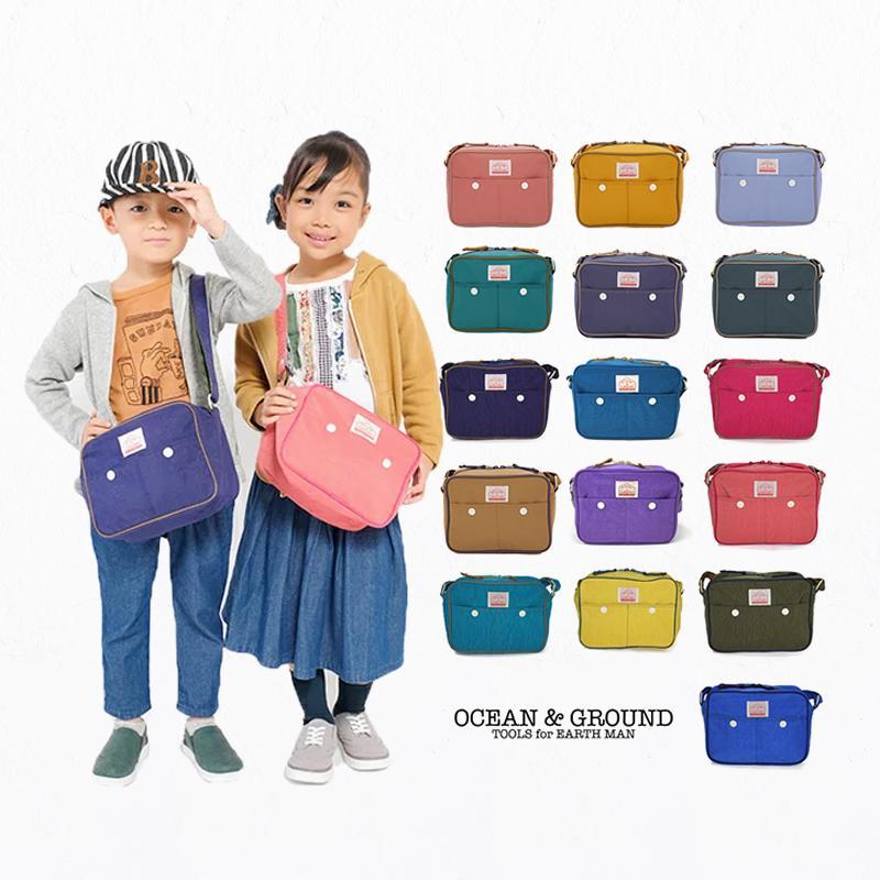 Ocean&Ground ショルダーバッグ 全13色