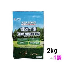 モンモリロナイト粘土粉末 日本動物薬品 訳あり商品 2kg入 野池の素 高い素材