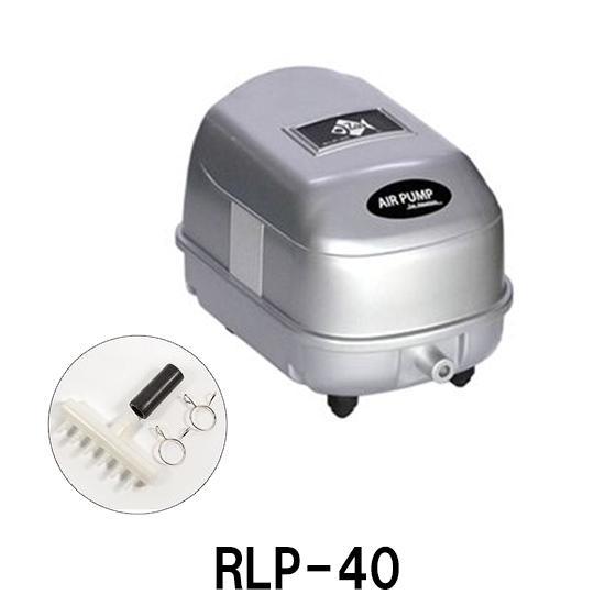 ゼンスイ セール商品 エアーポンプ RLP-40 送料無料 代引 一部地域送料別途 但 新品未使用 同梱不可