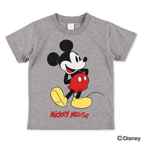 スタンドミッキー半袖Tシャツ【100cm・110cm・120cm・130cm】 nishimatsuya 04