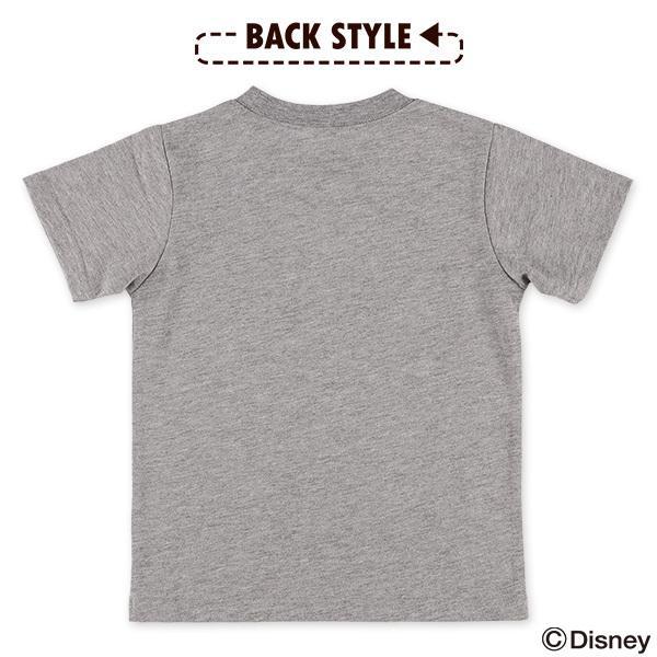 スタンドミッキー半袖Tシャツ【100cm・110cm・120cm・130cm】 nishimatsuya 05