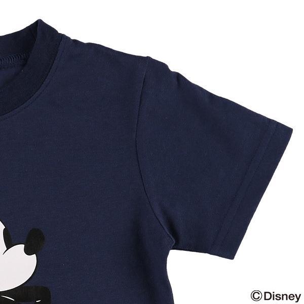 スタンドミッキー半袖Tシャツ【100cm・110cm・120cm・130cm】 nishimatsuya 07