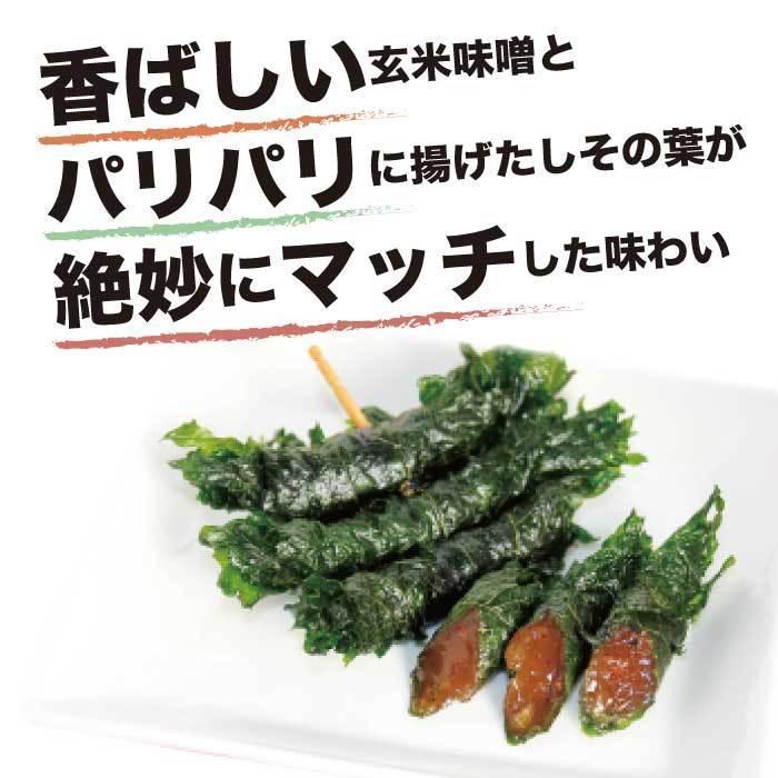 みそしそ巻(えごま) 12本入×2袋  トクプラ商品 食品 倍々ストア 倍倍ストア ポイント消化 得トク2weeks nishino-ya 07