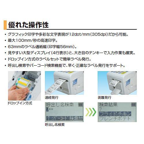 SATO FI212T ラベルプリンター お得なサービスセット 無料 サトー バーラベ  Barlabe 標準仕様 USBモデル SDカード付 旧WWF212021 フォーマット1件 サービス|nishisato|02
