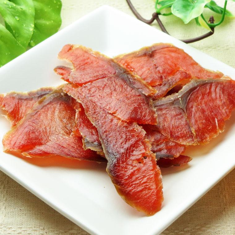 鮭スライス 95g 1000円 珍味 おつまみ 鮭とば サケ 乾き物 お取り寄せ ランキング 酒の肴 業務用 訳あり 大袋ファミリーサイズ nishizawach
