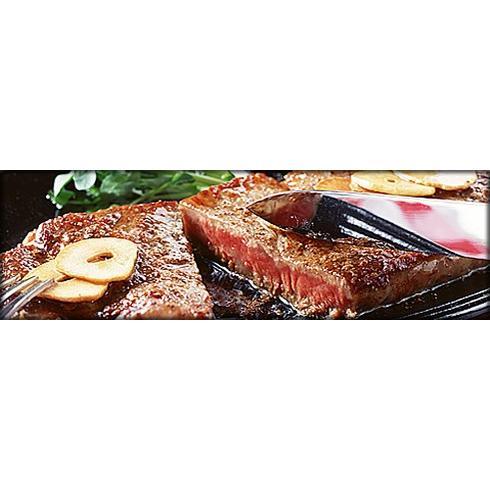 春ギフト 牛肉 リブロース 近江牛 ステーキ 200g×2枚 送料無料|nissanfoods|03