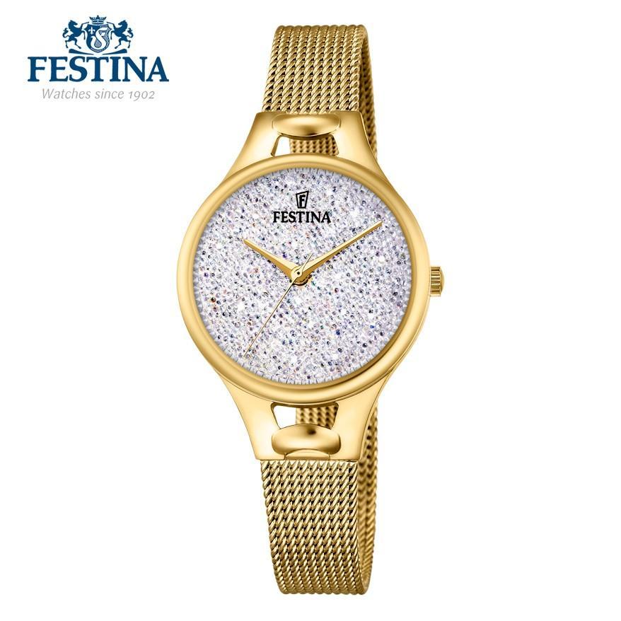 注目のブランド FESTINA フェスティナ 腕時計 レディース F20332/1, クーテ 992a996f