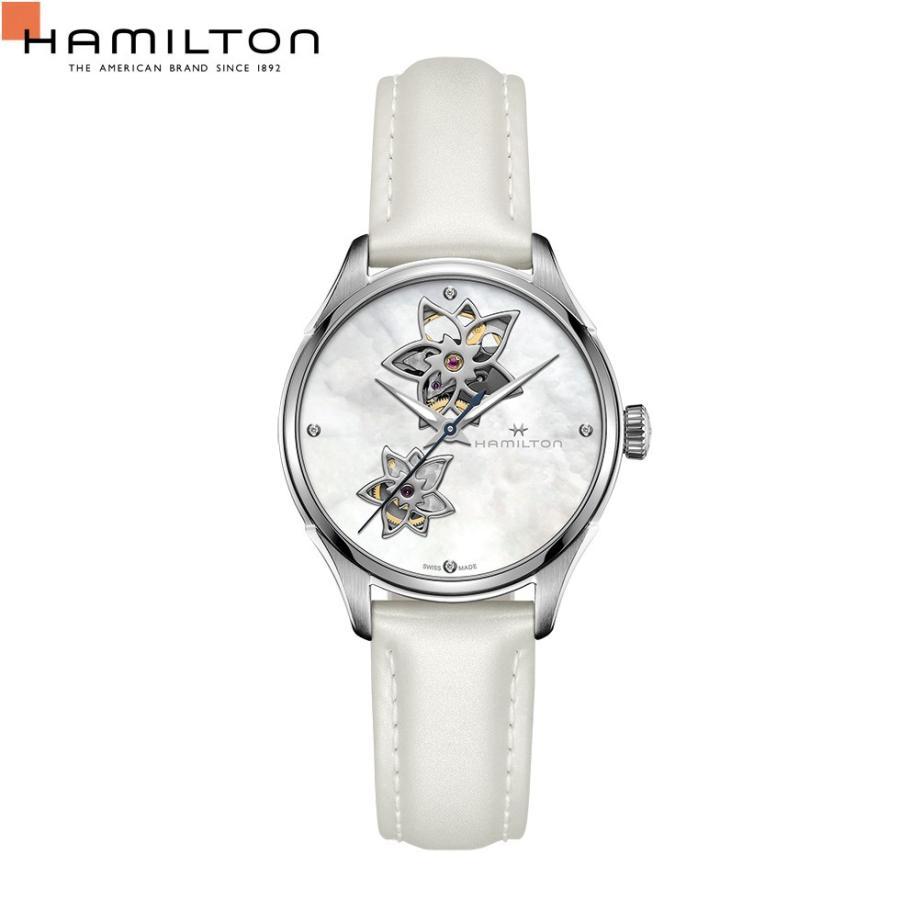 【メーカー直売】 ハミルトン オープンハート ジャズマスター オープンハート レディ HAMILTON 腕時計 自動巻 Jazzmater Open Heart H32115892 腕時計 自動巻, ネックス:5aae23a7 --- lighthousesounds.com