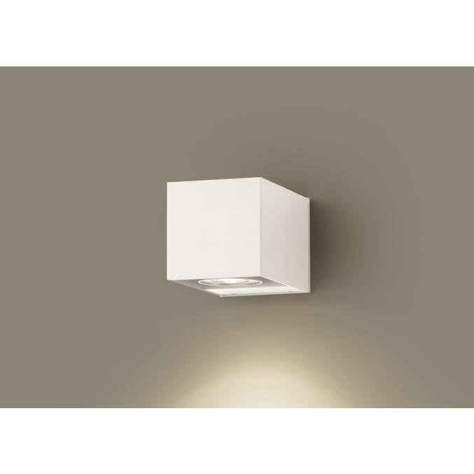 パナソニック ブラケット LGW80622LE1 (防雨型)(LED)(電球色)(ホワイト)(電気工事必要)Panasonic (防雨型)(LED)(電球色)(ホワイト)(電気工事必要)Panasonic