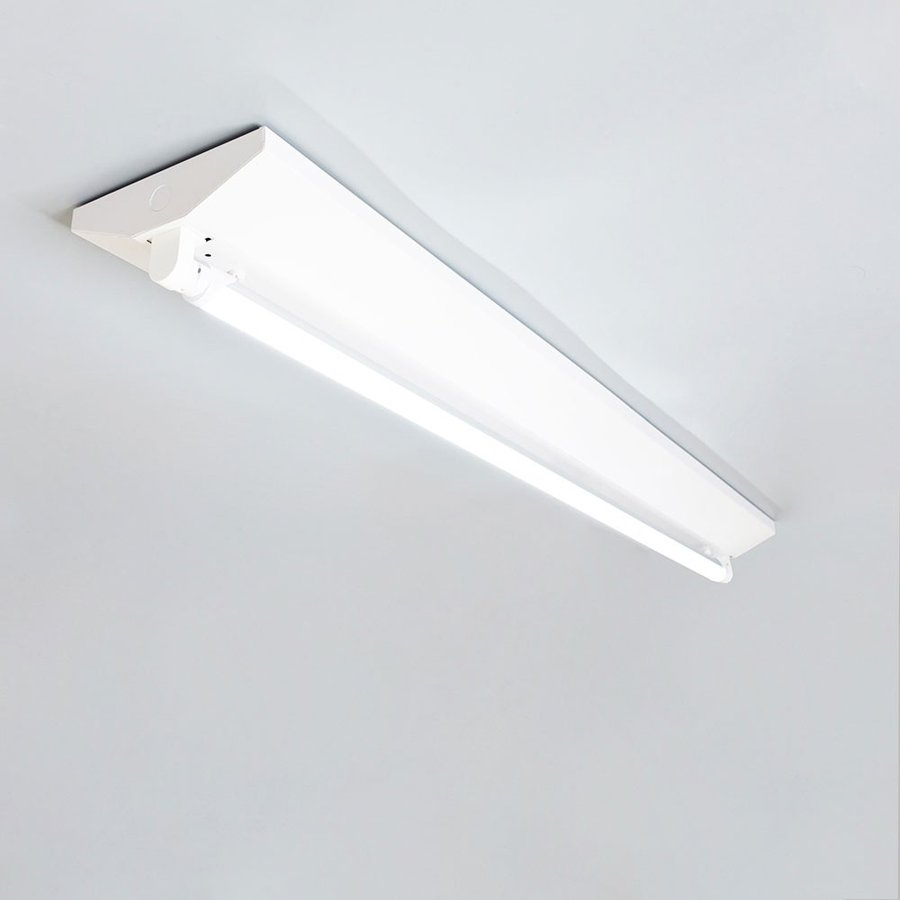 LED蛍光灯器具 逆富士型 40W形1灯用 led蛍光灯 器具一体型 LEDベースライト型 led蛍光灯 40w形直管付き|nissin-lux|06