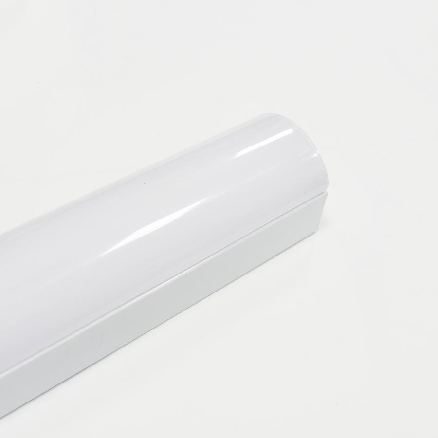 LEDベースライト 器具一体 40W形 2灯相当  一体型LEDベースライト40形 トラフ型 直付型 昼白色 昼光色 電球色|nissin-lux|03