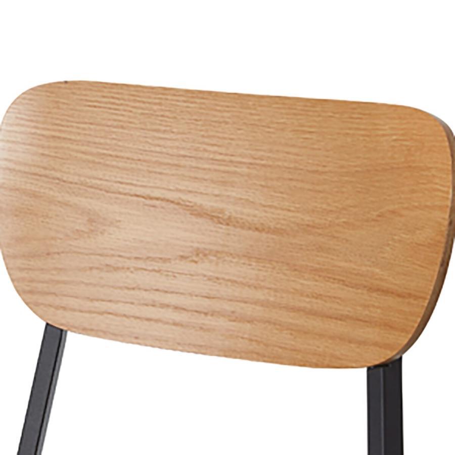 木製チェアクッション付き(チェア B999C 45オーク) ニトリ 『玄関先迄納品』 『1年保証』 nitori-net 07