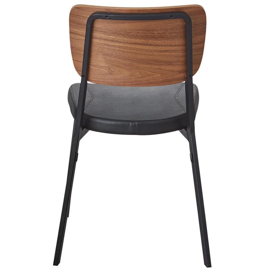 木製チェアクッション付き(チェア B999C 45ウォルナット) ニトリ 『玄関先迄納品』 『1年保証』|nitori-net|06