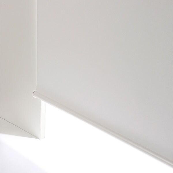 遮光ロールスクリーン 商品 ドルフィンGY180X220 ニトリ 1年保証 毎日がバーゲンセール 玄関先迄納品