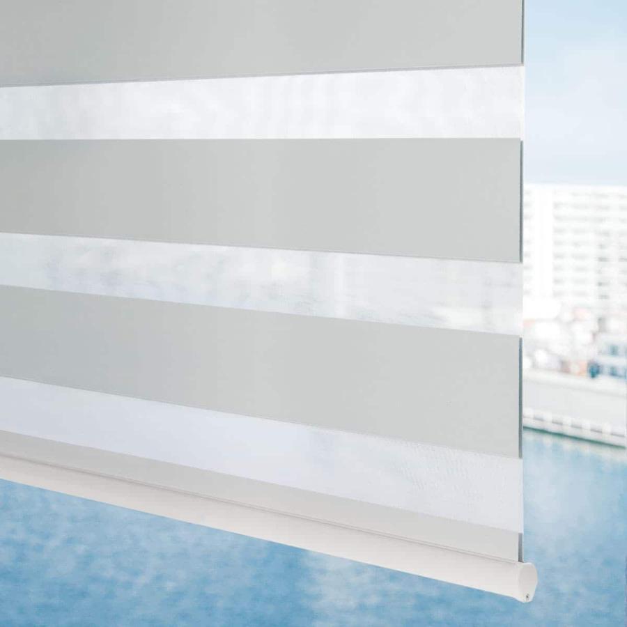 調光ロールスクリーン ショッピング 初売り 遮光 WH 165x220 1年保証 ニトリ 玄関先迄納品