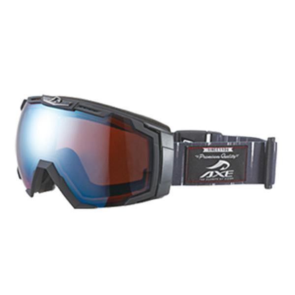 AXE(アックス) メンズ スキーゴーグル AX770-WCM BKB