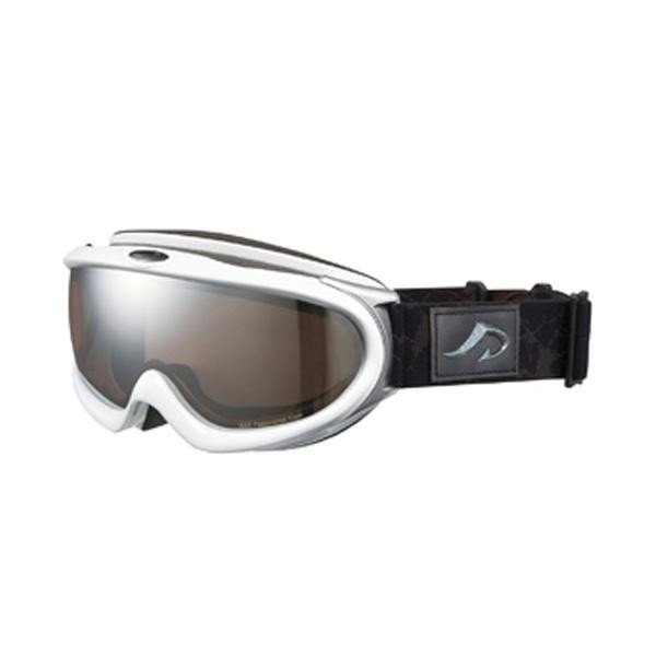 AXE(アックス) メンズ スキーゴーグル AX888-WMD WT