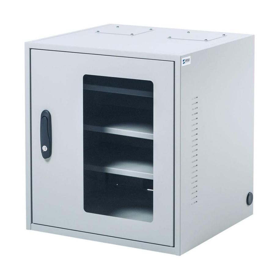 同梱・代引き不可 サンワサプライ サンワサプライ 簡易防塵機器収納ボックス(W450) MR-FAKBOX450