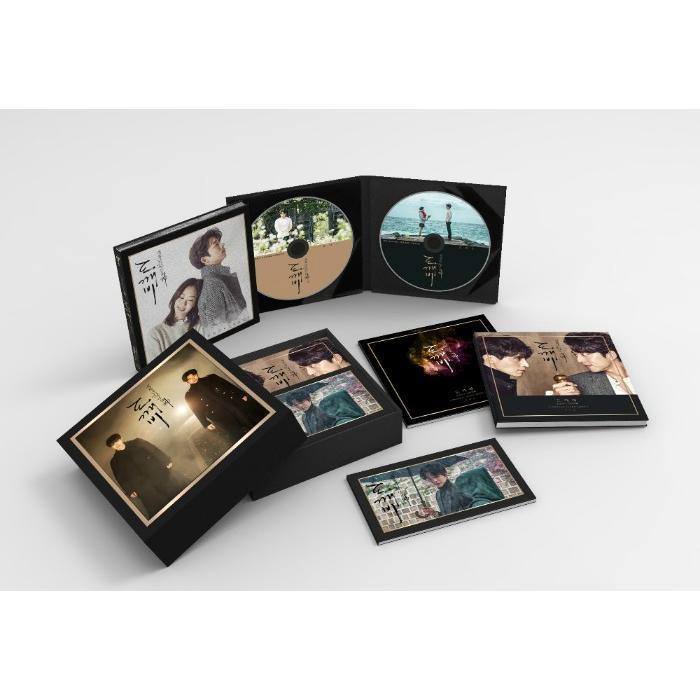 初回特典ポスター2枚(筒入り)つき 韓国音楽CD ドラマ  『鬼(トッケビ) O.S.T - PACK 1+PACK 2セット』 niyantarose 02