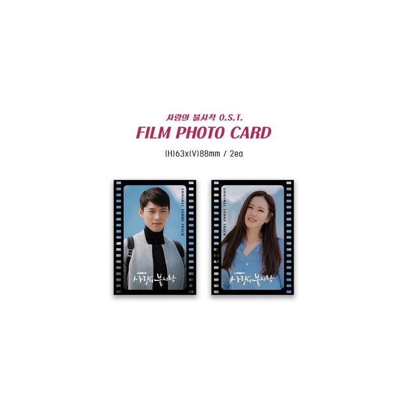 韓国音楽CD『愛の不時着 O.S.T』ヒョンビン、ソン・イェジン主演 ドラマ (2CD+フォトブック104P+ミニポスター2種+フォトカード2種) niyantarose 06