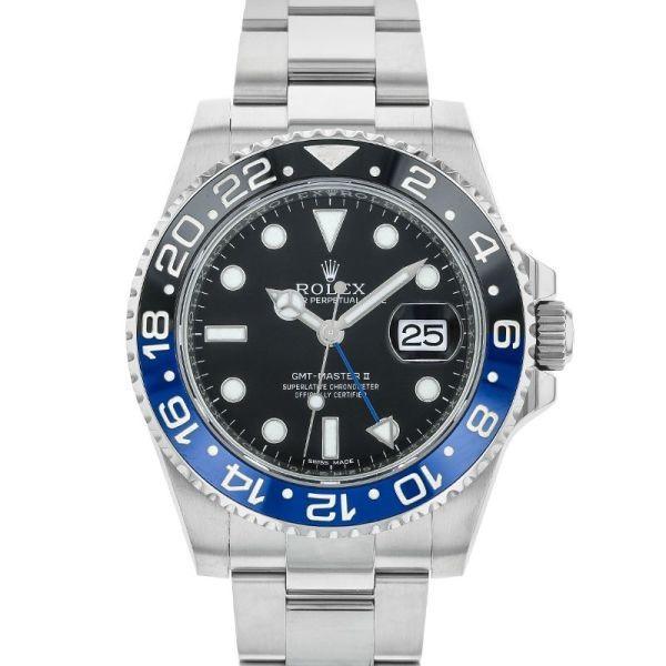 newest 4f5af d927c 170万円台になった、GMTマスター2 116710BLNR - 腕時計投資新聞