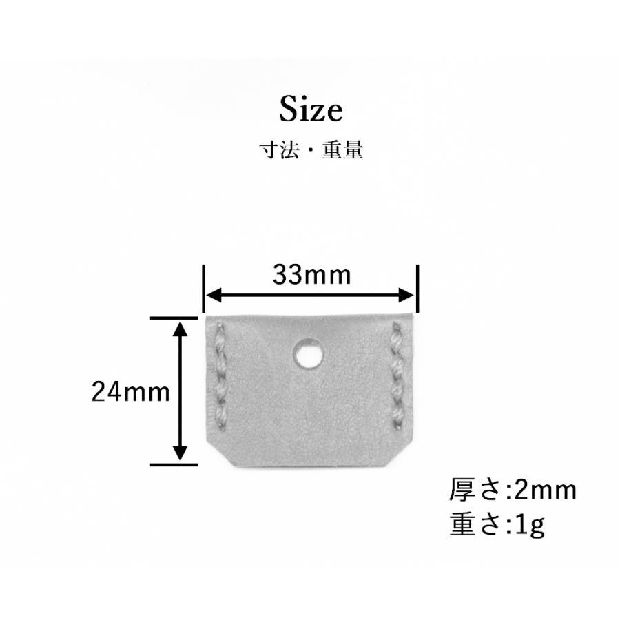 キーカバー 本革 naoCraft 本革手縫いキーカバー 本革 ブランド オーダーメイド 名入れ無料 キーキャップ 日本製 ギフト プチギフト nm-element 09