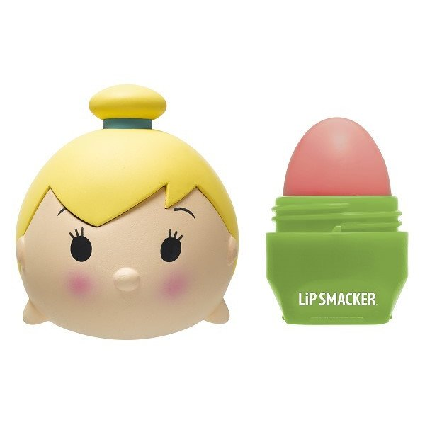 ディズニーツムツム Tinker Bell ピーチパイ 【リップスマッカー】 Lip Smacker|noabeauty|02