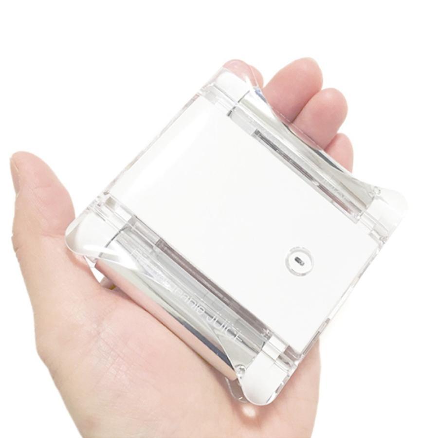 NOBIL MIXJUICE 1台3役 モバイルバッテリー[ モバイルバッテリー × ACアダプター × 単3形・単4形ニッケル水素電池 充電器 ]|nobil-store|02
