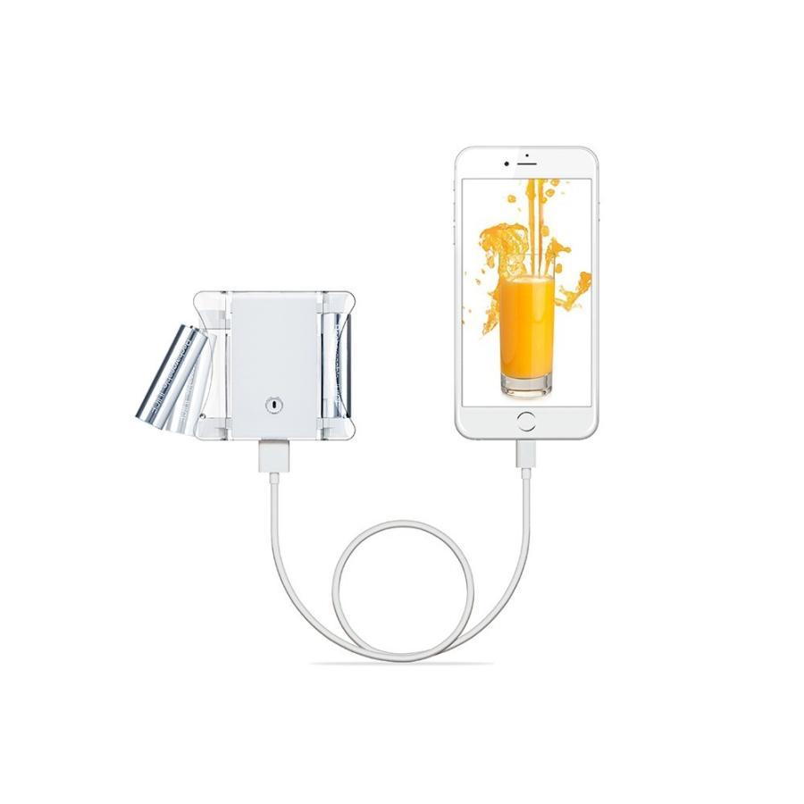 NOBIL MIXJUICE 1台3役 モバイルバッテリー[ モバイルバッテリー × ACアダプター × 単3形・単4形ニッケル水素電池 充電器 ]|nobil-store|05