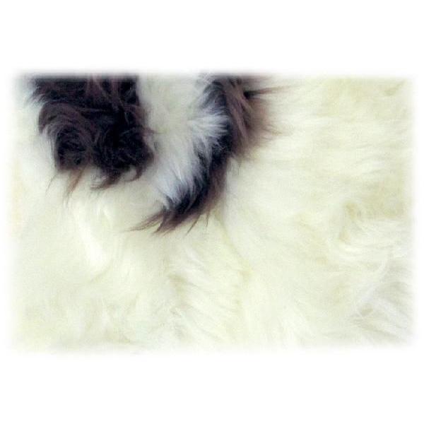 ムートン クッション 羊くん AUSKIN かわいすぎて座れない?でも座り心地抜群のふわふわ天然ムートン ギフトにも人気|noble-collection|03