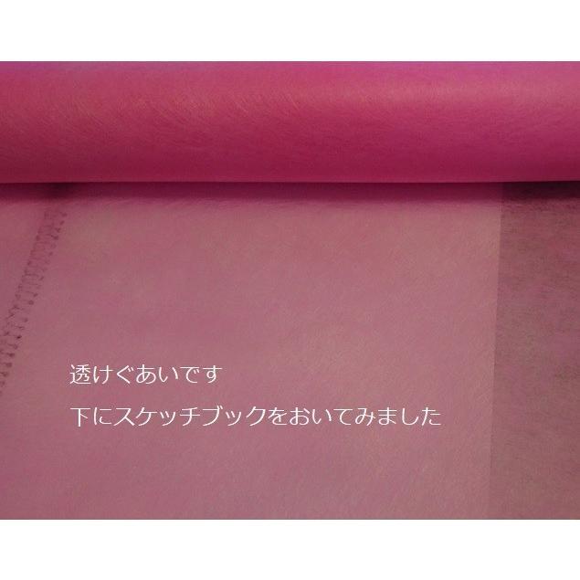 不織布ロール ラッピングペーパー  ニューシングル 28g/m2 65cm×20m巻 /フラワー ギフト カラー 包装 プレゼント 花束 noblu-tool-mg 07