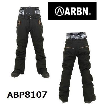 男女兼用 ARBN 2018 2019 ABP8107 ブラック 黒 パンツ ウェア スノーボード スキー サイズL SALE, 人吉市 ef71e21c