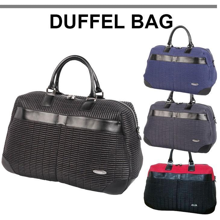 OUUL(オウル) ゴルフバッグ ボストンバッグ ボストン 鞄 軽い DUFFEL BAG ダッフルバッグ RIBBED COLLECTION