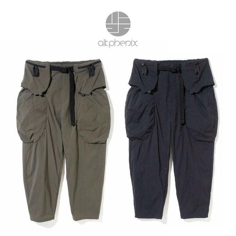 【楽天市場】アルクフェニックス alk phenix クランクパンツ カルストレッチ crank pants