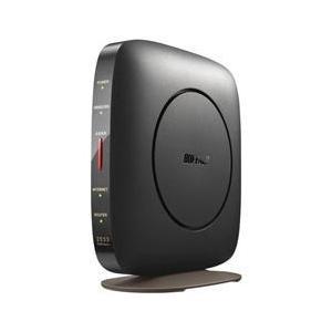 BUFFALO 無線LAN親機11ac/n/a/g/b 1733+800Mbps ブラック WSR-2533DHP3-BK