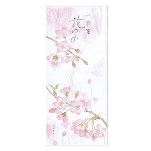 一筆箋 エムディーエス(MDS) 花ゆめ 春コレクション サクラ 一筆箋 5冊セット 12-881|nomado1230
